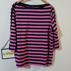 Ralph Lauren striped top